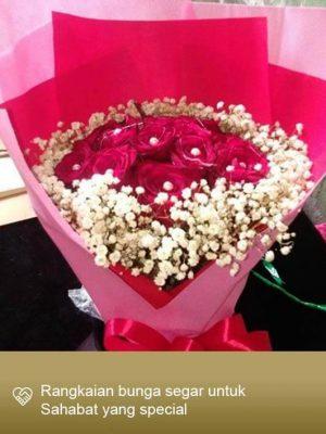Hand Bouquet Surabaya 06