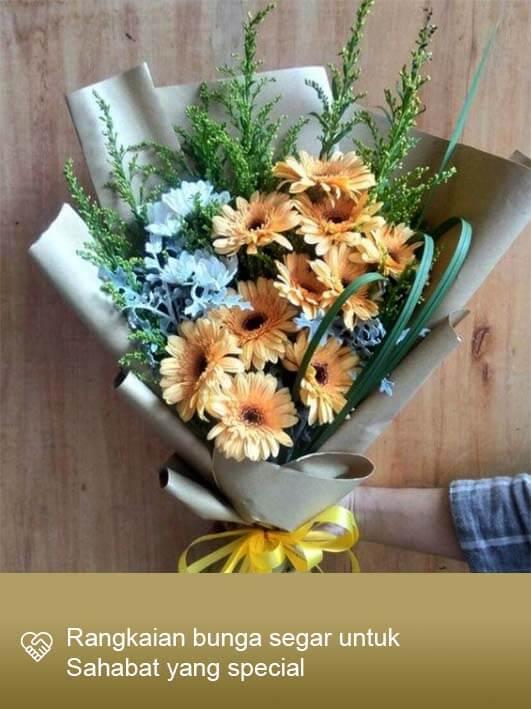 Hand Bouquet Surabaya 07