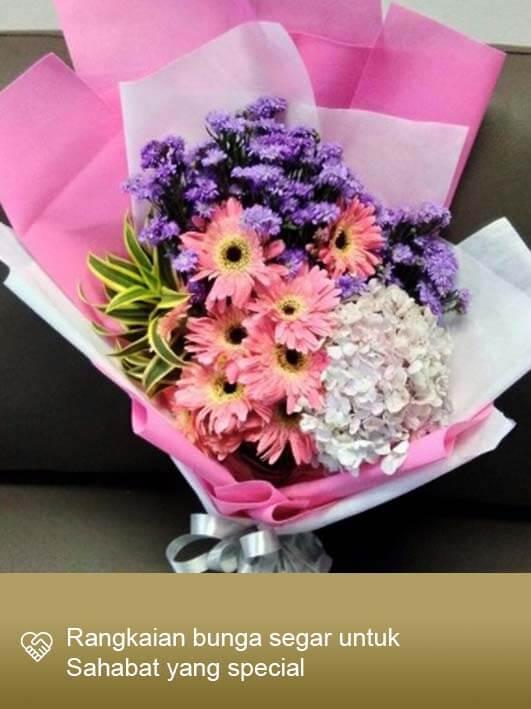 Hand Bouquet Surabaya 08