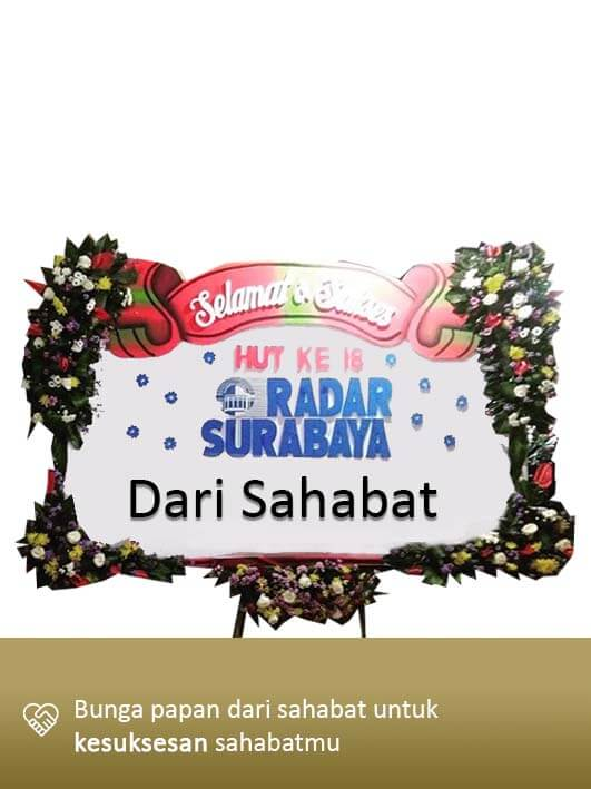 Papan Congratulation Surabaya 07