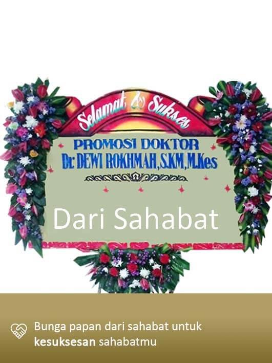Papan Congratulation Surabaya 09