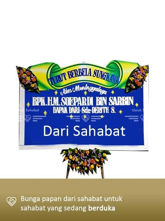 Papan Dukacita Surabaya 04