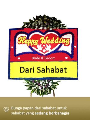 Papan Wedding Bogor 01