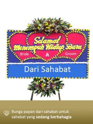 Papan Wedding Bogor 03