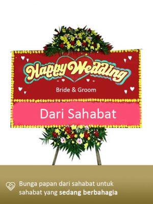 Papan Wedding Bogor 05