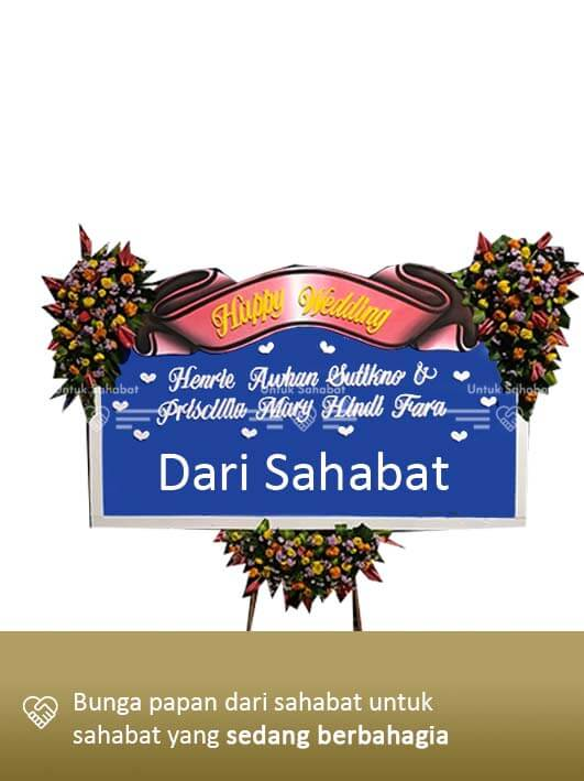 Papan Wedding Surabaya 04
