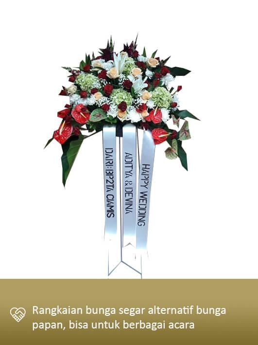 Standing Flower Bogor 01