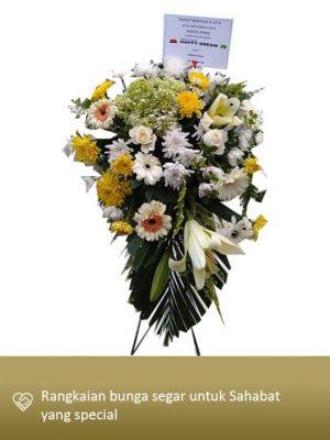 Standing Flower Medan 03
