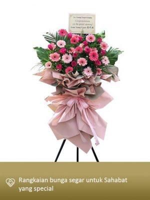 Standing Flower Medan 06
