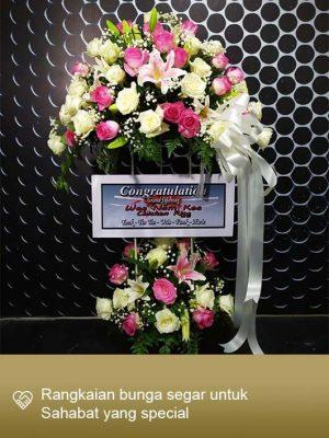 Bunga Standing Semarang 01