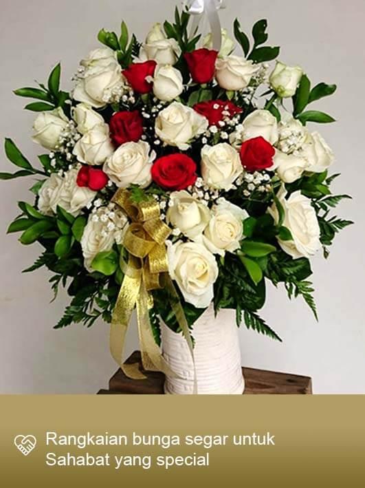 Flower Table Bandung 01