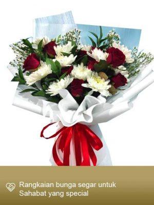 Hand Bouquet Malang 01