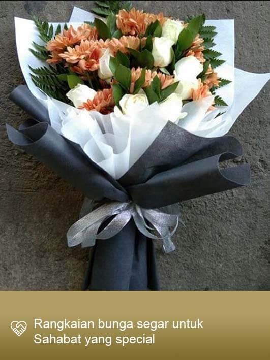 Hand Bouquet Malang 04