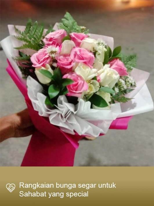 Hand Bouquet Malang 05