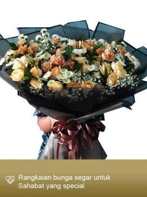 Hand Bouquet Malang 06