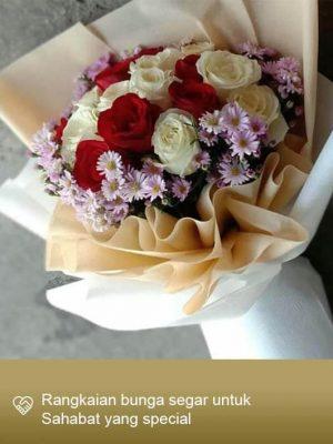 Hand Bouquet Malang 07
