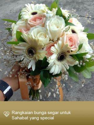 Hand Bouquet Malang 08