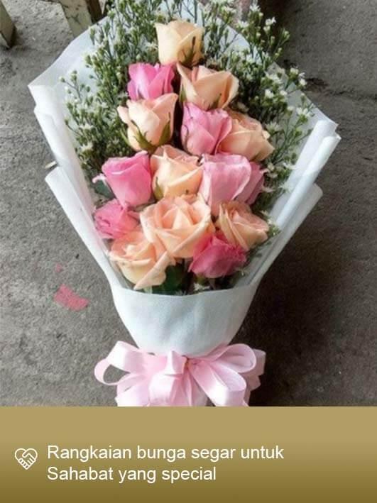 Hand Bouquet Malang 10