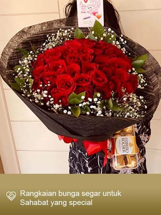 Hand Bouquet Surabaya 10