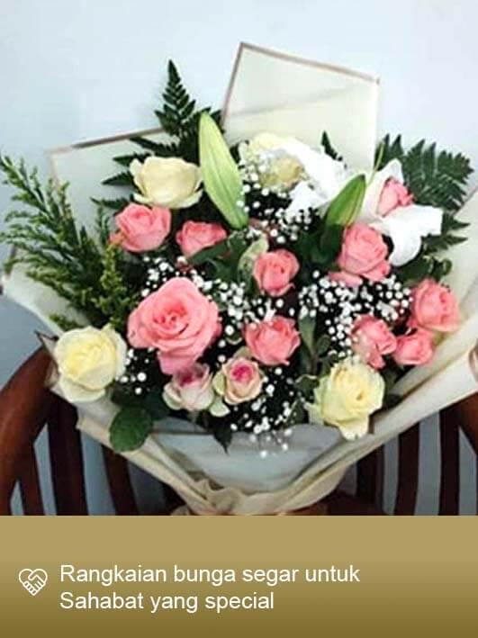 Hand Bouquet Surabaya 12