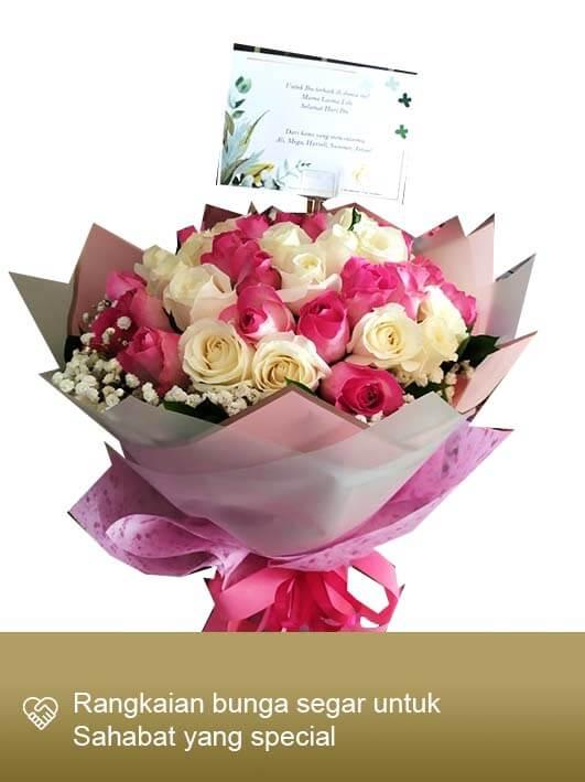 Hand Bouquet Surabaya 14