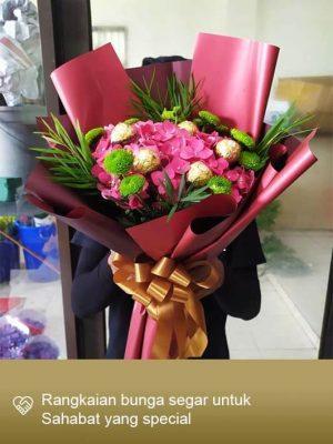 Hand Bouquet Surabaya 15