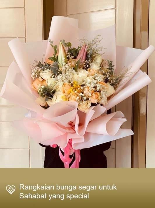 Hand Bouquet Surabaya 16