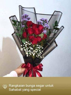 Hand Bouquet Surabaya 17
