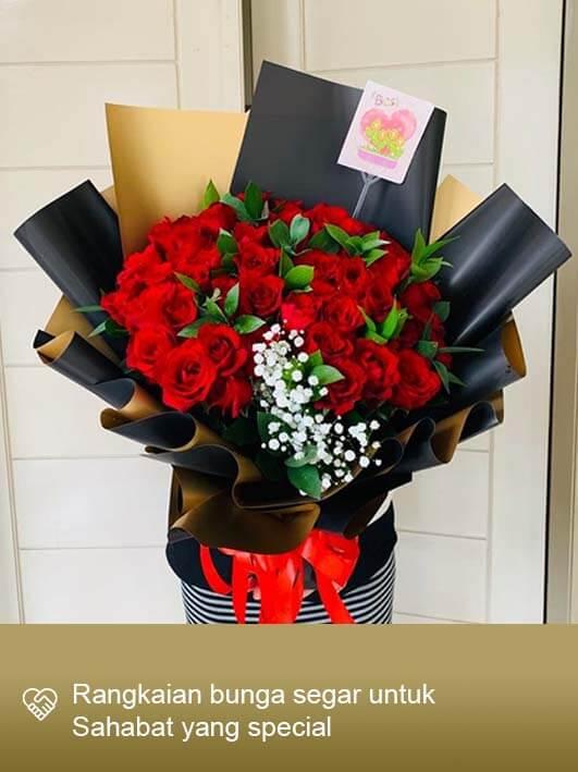 Hand Bouquet Surabaya 18