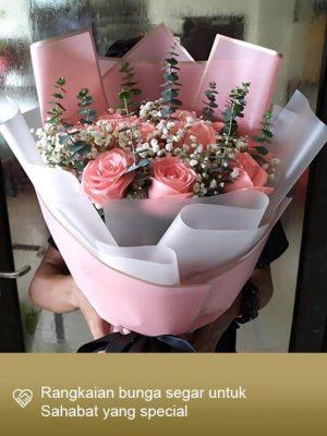 Hand Bouquet Surabaya 20
