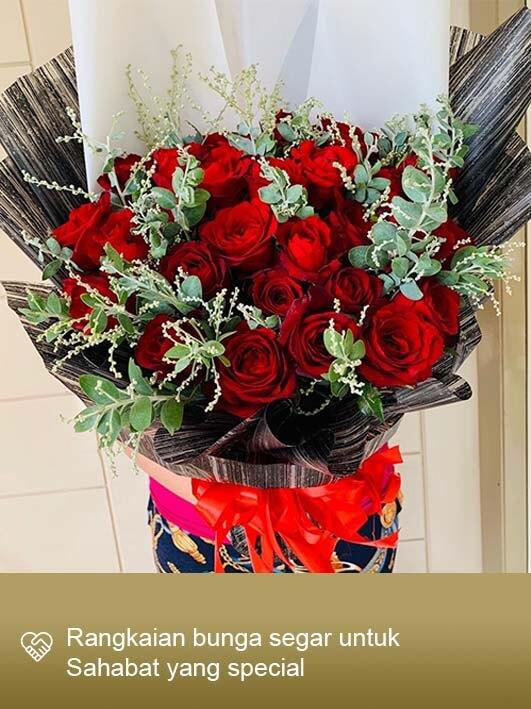 Hand Bouquet Surabaya 21