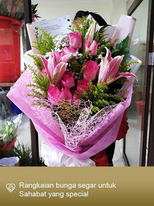 Hand Bouquet Surabaya 23