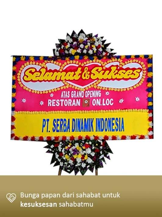 Karangan Bunga Congratulation 01
