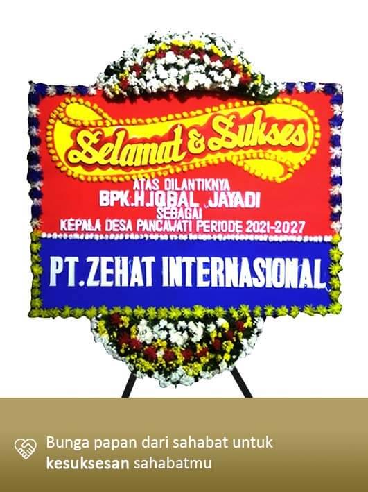 Karangan Bunga Congratulation 03