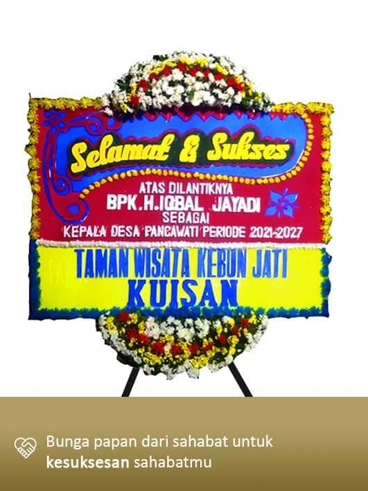 Karangan Bunga Congratulation 04