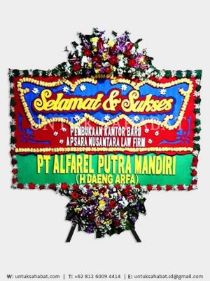 Karangan Bunga Congratulation 10