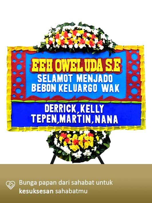 Karangan Bunga Congratulation 14