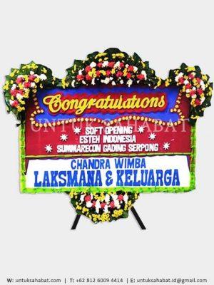Karangan Bunga Congratulation 15