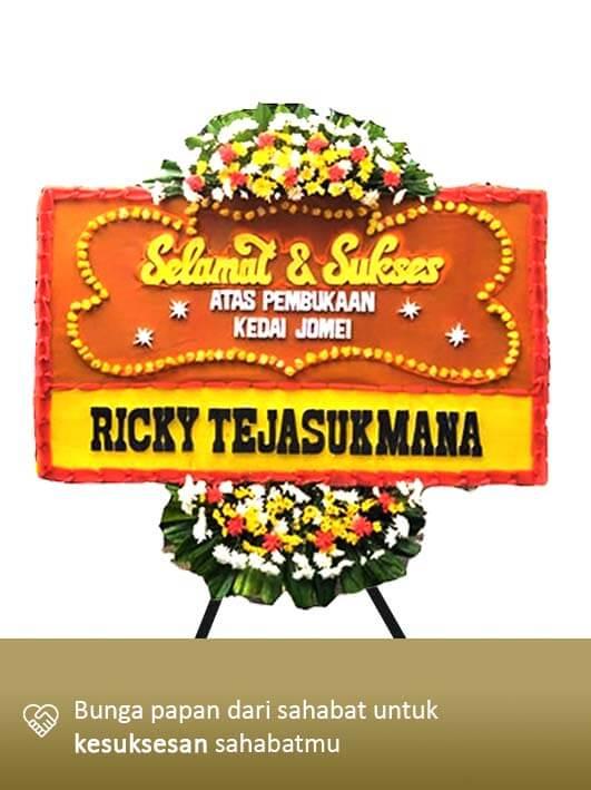 Karangan Bunga Congratulation 18