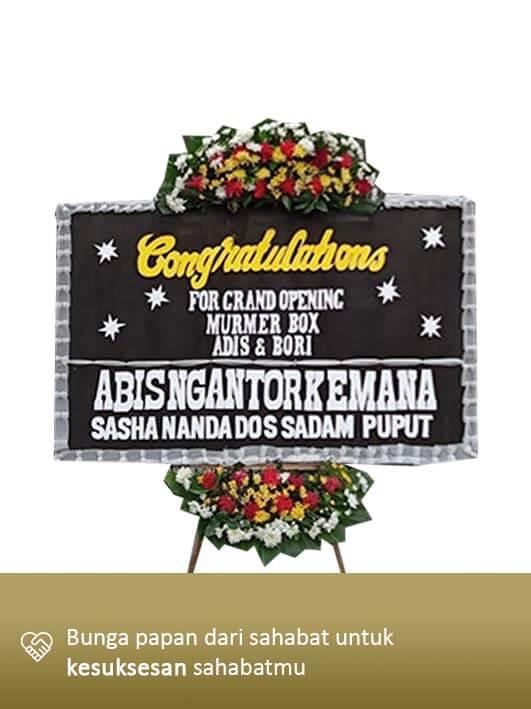 Karangan Bunga Congratulation 21