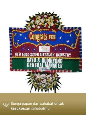 Karangan Bunga Congratulation Karawang 02