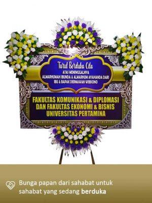 Karangan Bunga Dukacita Semarang 01