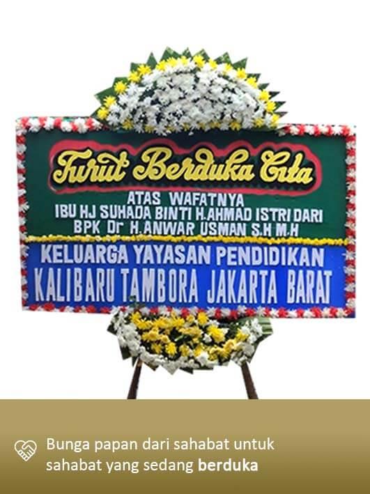 Karangan Bunga Dukacita Tangerang 10
