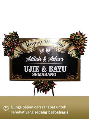 Karangan Bunga Wedding Surabaya 01