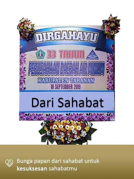 Papan Congratulation Denpasar Bali 03