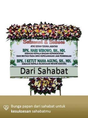 Papan Congratulation Denpasar Bali 05