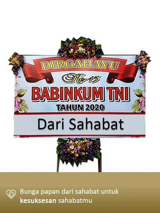 Papan Congratulation Denpasar Bali 07