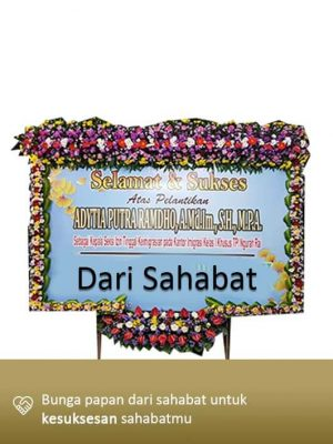 Papan Congratulation Denpasar Bali 11