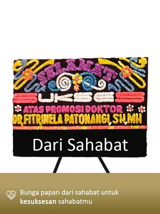 Papan Congratulation Makassar 01