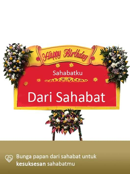 Papan Congratulation Surabaya 11